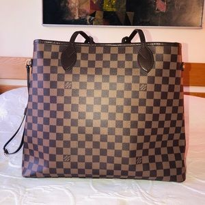 NEVERFULL GM Louis Vuitton 💯 authentic